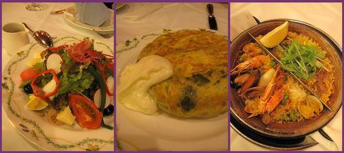 Spain dinner2