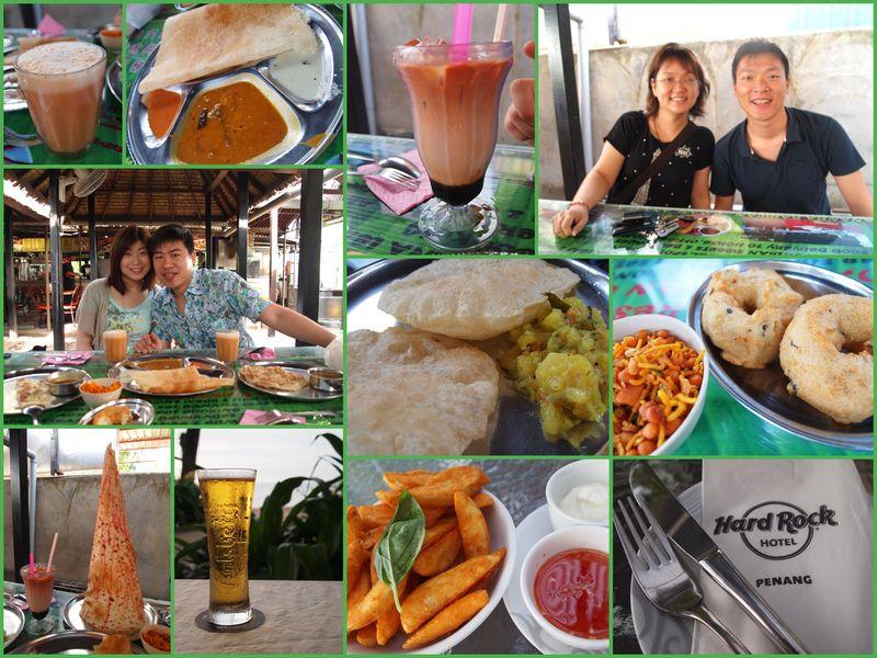 Indian Breakfast with Hui Su & Chong