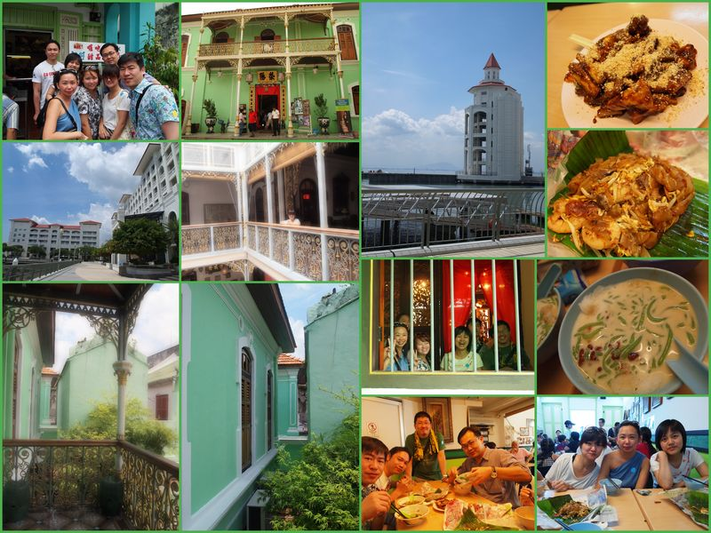 City tour in Penang